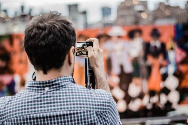 Foap's video missions help you to create authentic videos